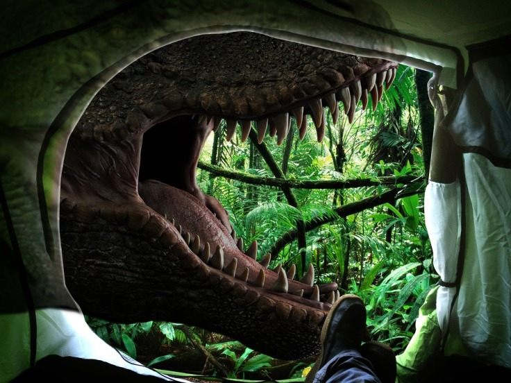T-RexCamping